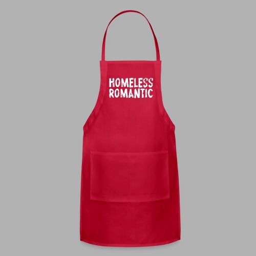 Homeless Romantic - Adjustable Apron