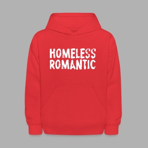 Homeless Romantic - Kids' Hoodie