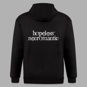 Hopeless Necromantic - Men's Zip Hoodie