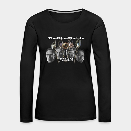 TBM PRIMIS FEMALE - Women's Premium Long Sleeve T-Shirt