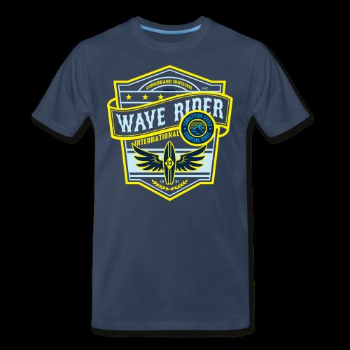Wave Rider - Men's Premium T-Shirt