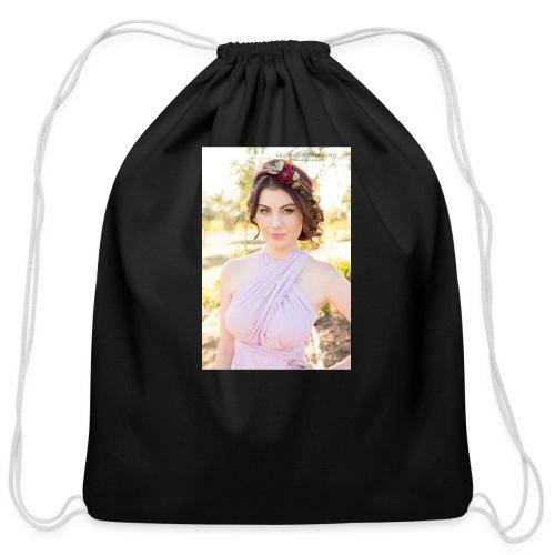 test - Cotton Drawstring Bag