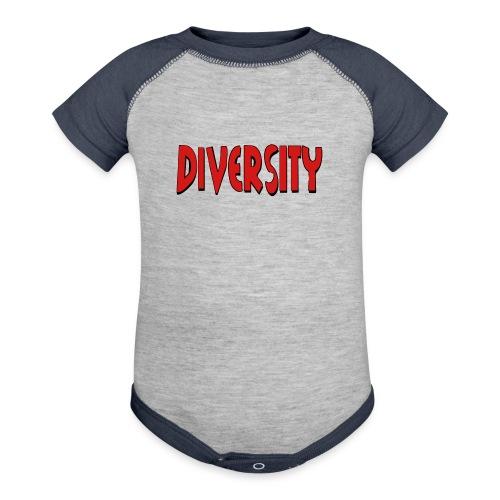 Diversity - Baby Contrast One Piece