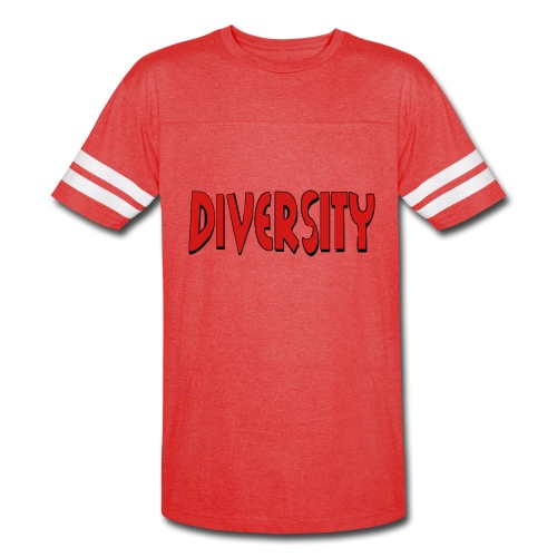 Diversity - Vintage Sport T-Shirt