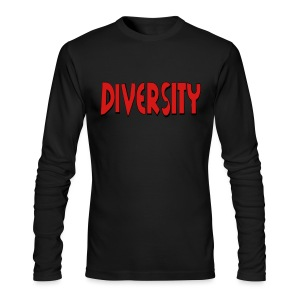Diversity - Men's Long Sleeve T-Shirt by Next Level