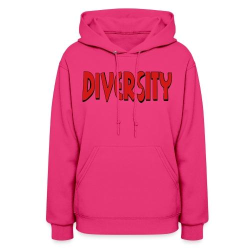 Diversity - Women's Hoodie