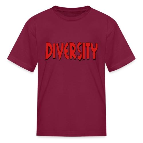 Diversity - Kids' T-Shirt