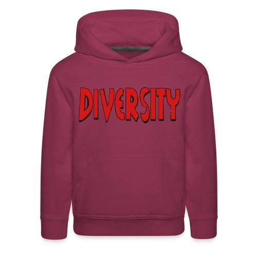 Diversity - Kids' Premium Hoodie