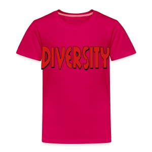 Diversity - Toddler Premium T-Shirt