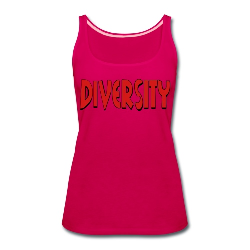 Diversity - Women's Premium Tank Top
