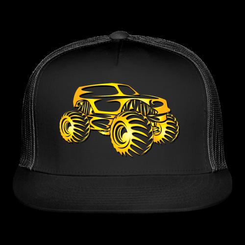 Monster Truck SUV - Trucker Cap