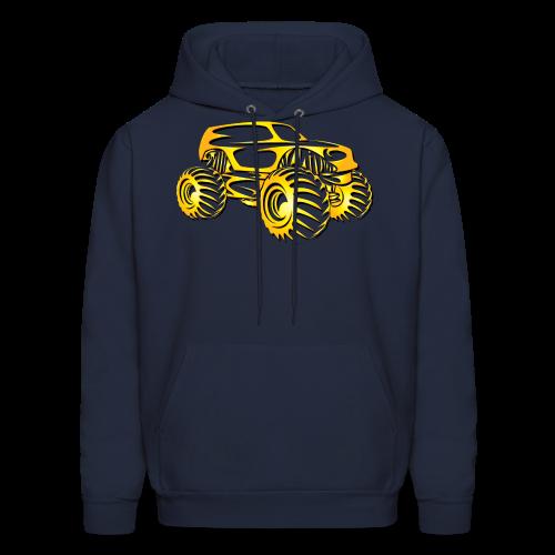 Monster Truck SUV - Men's Hoodie