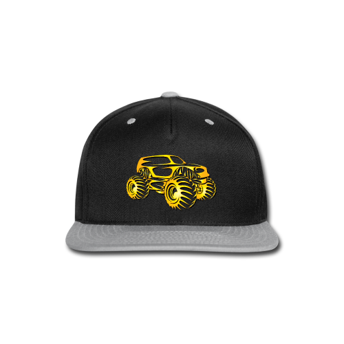 Monster Truck SUV - Snap-back Baseball Cap