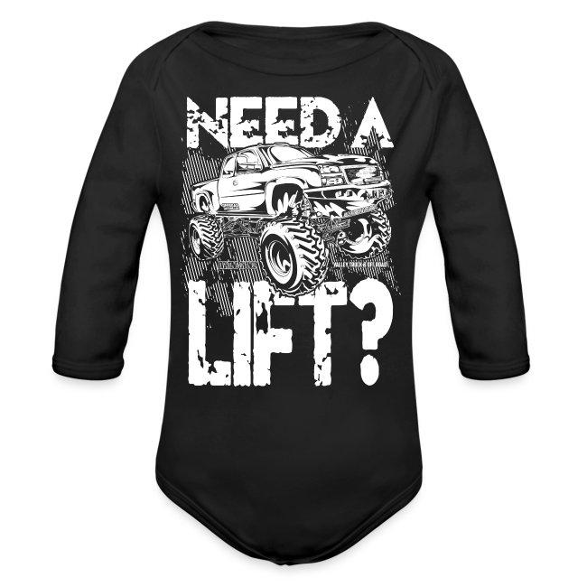 Need a Truck Lift