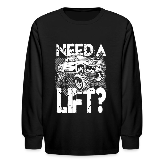 Need a Truck Lift