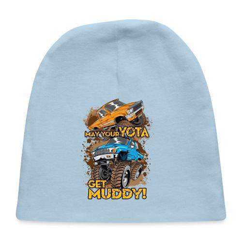 Yota Get Muddy Lifted Trucks - Baby Cap