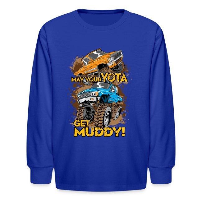 Yota Get Muddy Lifted Trucks