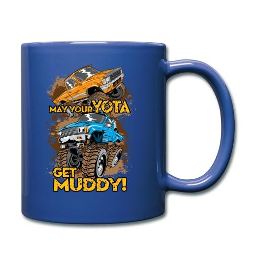 Yota Get Muddy Lifted Trucks - Full Color Mug