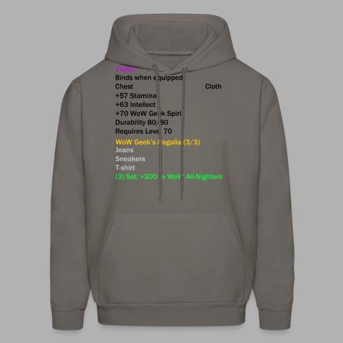 Epic T-Shirt Set Piece - Men's Hoodie