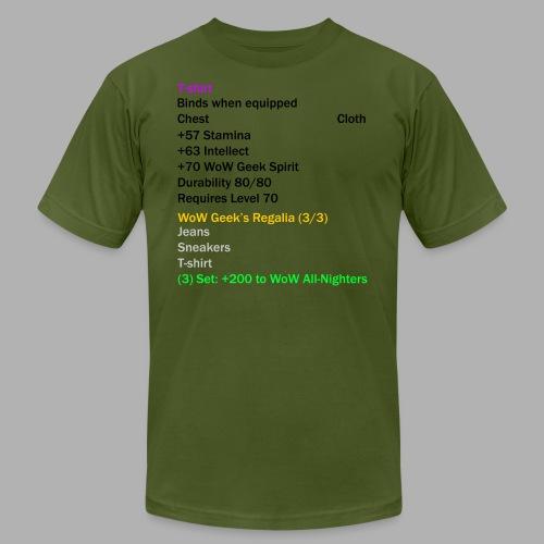 Epic T-Shirt Set Piece - Men's Fine Jersey T-Shirt