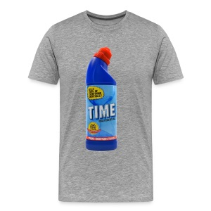 Time Bleach - Unisex T-shirt - Men's Premium T-Shirt