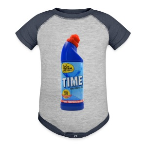 Time Bleach - Women's T-Shirt - Baby Contrast One Piece