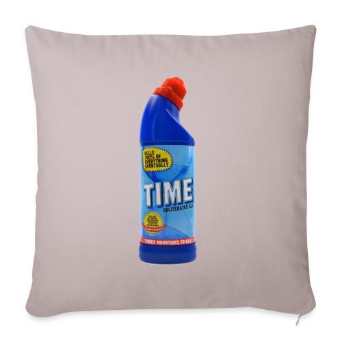 Time Bleach - Women's T-Shirt - Throw Pillow Cover