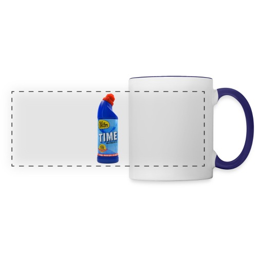 Time Bleach - Women's T-Shirt - Panoramic Mug