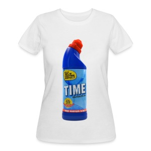 Time Bleach - Women's T-Shirt - Women's 50/50 T-Shirt