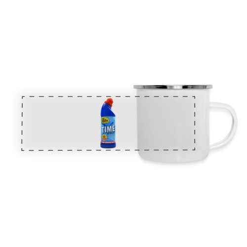 Time Bleach - Women's T-Shirt - Panoramic Camper Mug