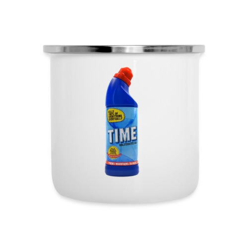 Time Bleach - Women's T-Shirt - Camper Mug