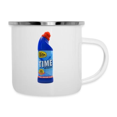 Time Bleach - Women's T-Shirt - Camper Mug