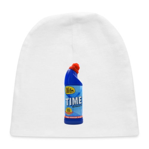Time Bleach - Women's T-Shirt - Baby Cap