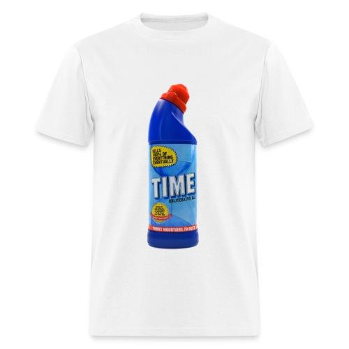 Time Bleach - Women's T-Shirt - Men's T-Shirt