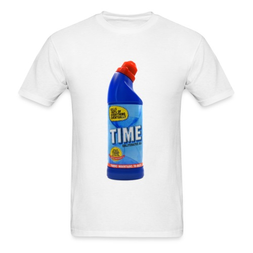 Time Bleach - Women's T-Shirt - Men's T-Shirt