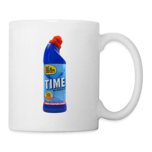 Time Bleach - Women's T-Shirt - Coffee/Tea Mug