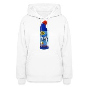 Time Bleach - Women's T-Shirt - Women's Hoodie