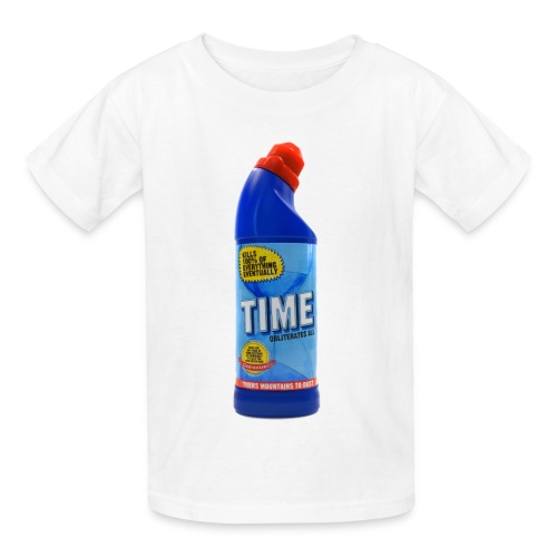 Time Bleach - Women's T-Shirt - Kids' T-Shirt