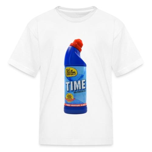 Time Bleach - Women's T-Shirt - Kids' T-Shirt