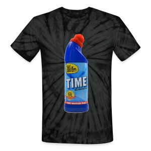 Time Bleach - Women's T-Shirt - Unisex Tie Dye T-Shirt