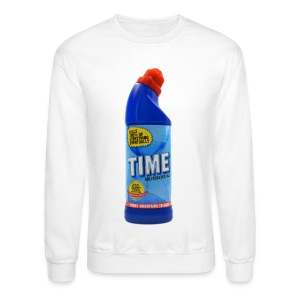Time Bleach - Women's T-Shirt - Crewneck Sweatshirt