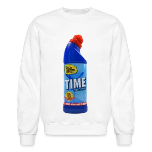 Time Bleach - Women's T-Shirt - Crewneck Sweatshirt