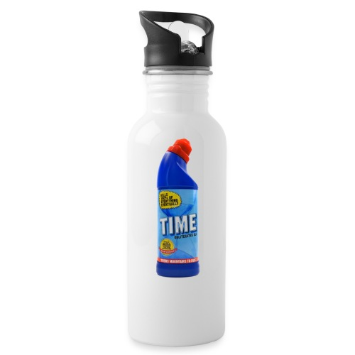 Time Bleach - Women's T-Shirt - Water Bottle