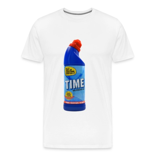 Time Bleach - Women's T-Shirt - Men's Premium T-Shirt