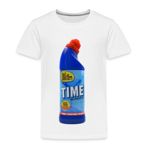 Time Bleach - Women's T-Shirt - Toddler Premium T-Shirt
