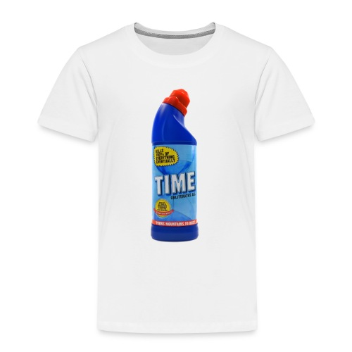 Time Bleach - Women's T-Shirt - Toddler Premium T-Shirt