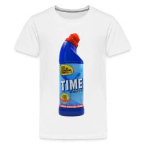 Time Bleach - Women's T-Shirt - Kids' Premium T-Shirt