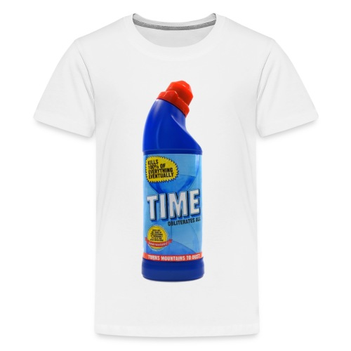 Time Bleach - Women's T-Shirt - Kids' Premium T-Shirt