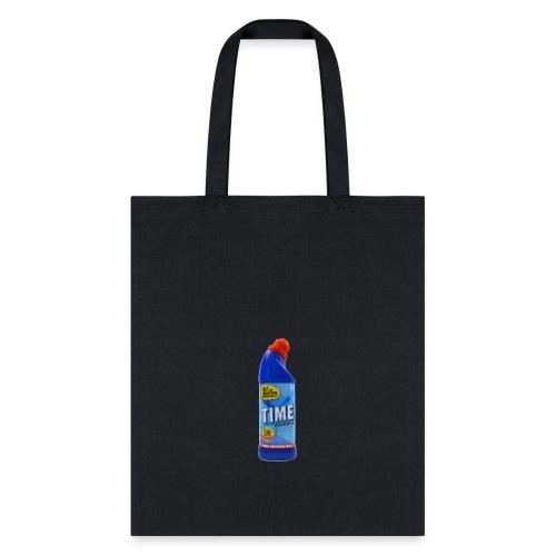 Time Bleach - Women's T-Shirt - Tote Bag