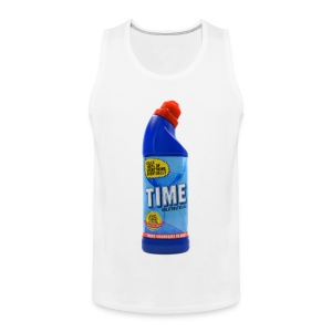 Time Bleach - Women's T-Shirt - Men's Premium Tank